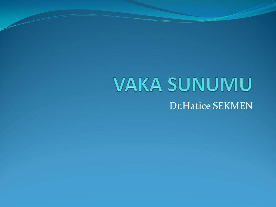 Dr.Hatice SEKMEN