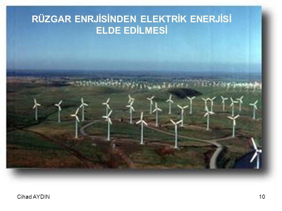 9 GÜNEŞ ENERJİSİNDEN ELEKTRİK ENERJİ ELDE EDİLMESİ