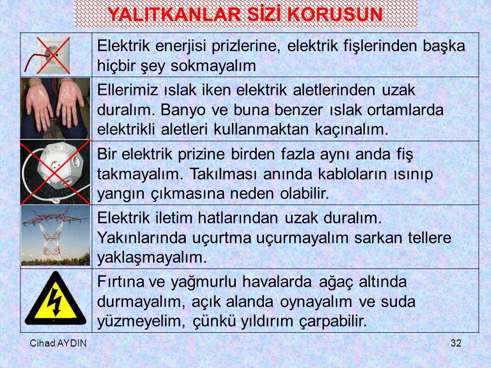 Cihad AYDIN31