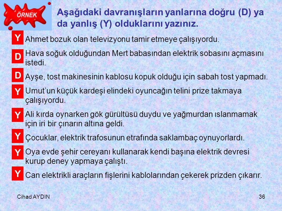 Cihad AYDIN35