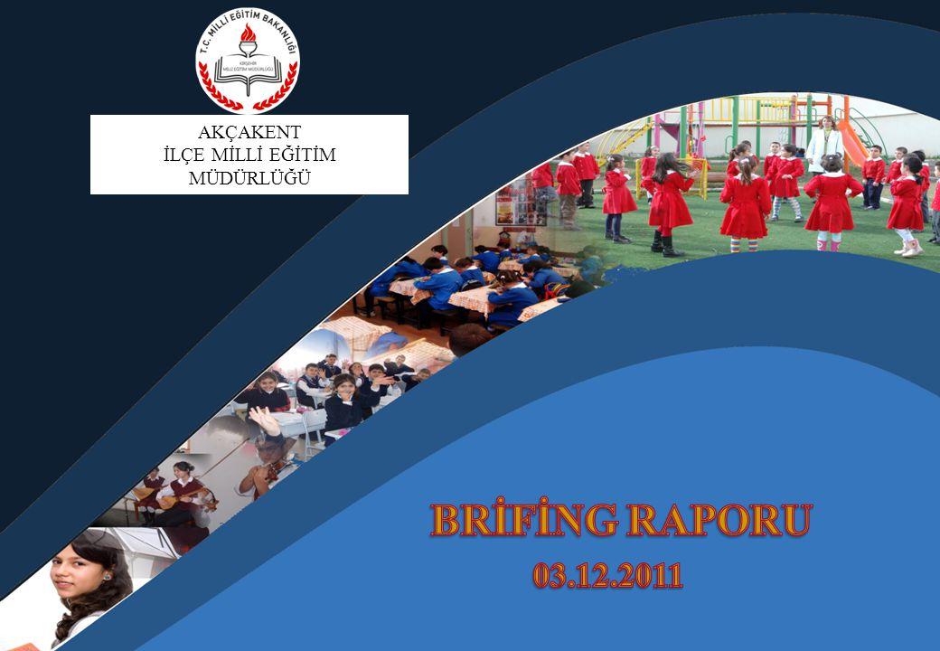 31 Akçakent Milli Eğitim Müdürlüğü bünyesinde ARGE birimi Valilik Makamının 22.09.2011 tarih ve 124/18 sayılı onayları ile kurulmuştur.