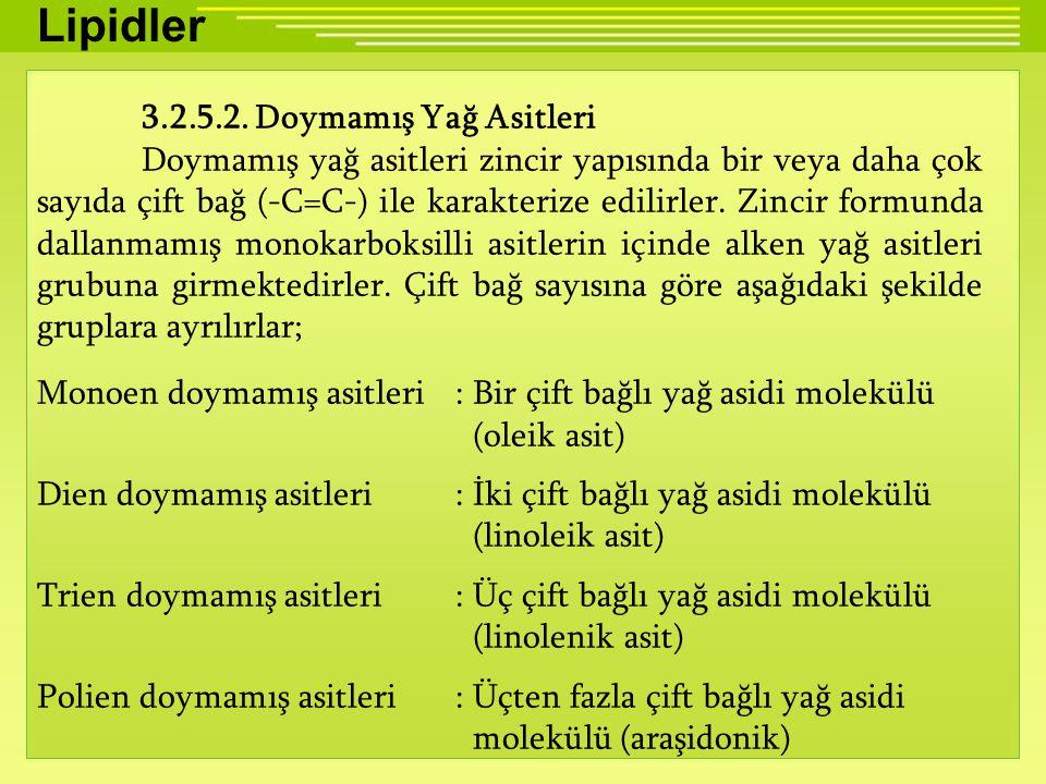 Lipidler 3.2.5.2.