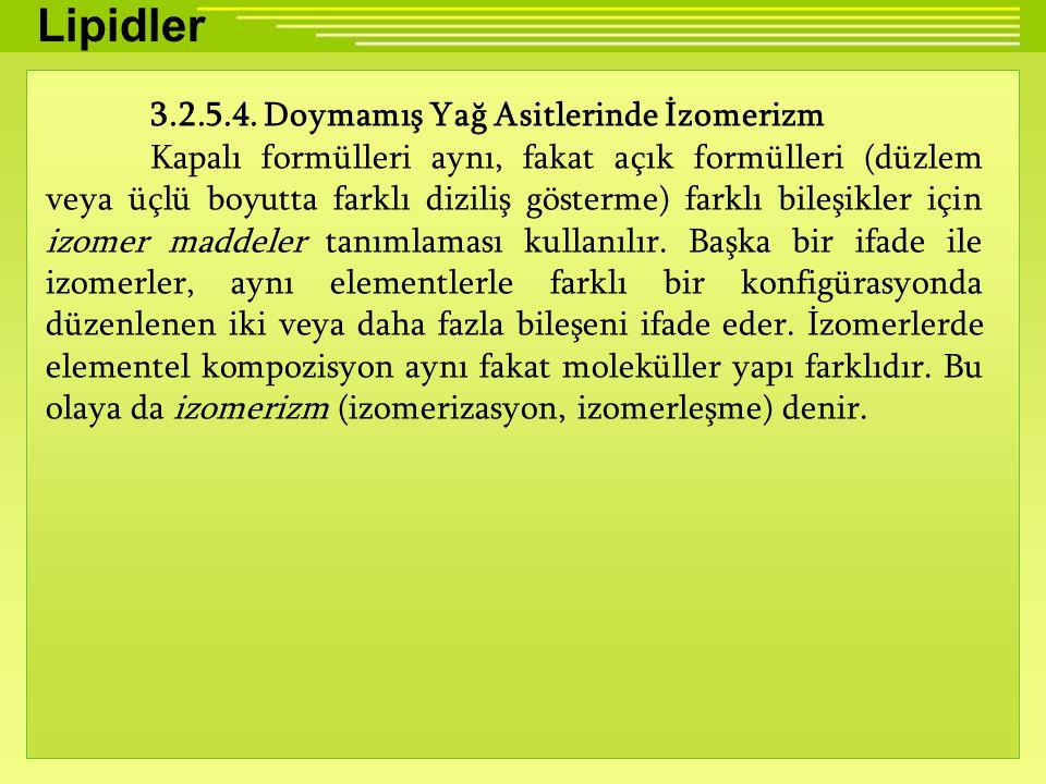 Lipidler 3.2.5.4.