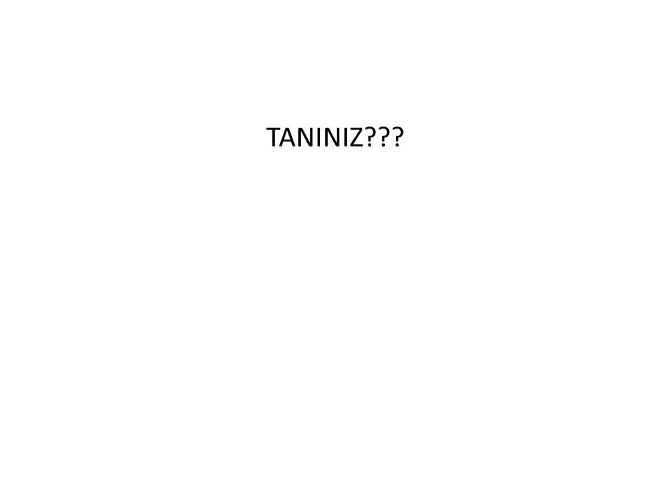 TANINIZ???