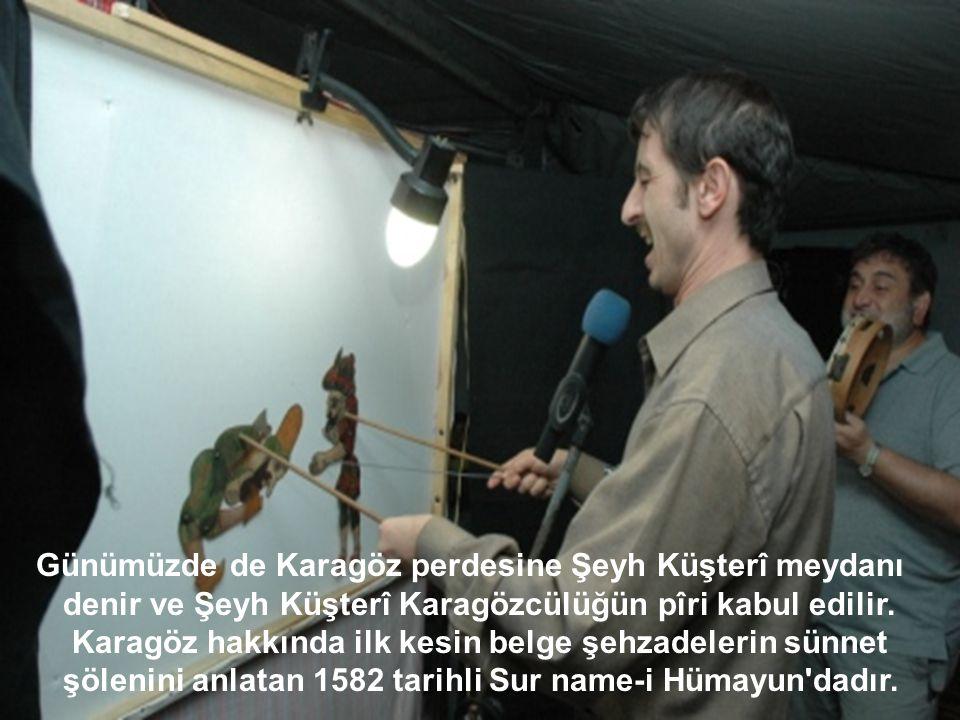 Gölge oyunu tekniğinin Türk toplumunda ne zaman kullanılmaya başlandığı hakkında kesin bir bilgi yoktur.