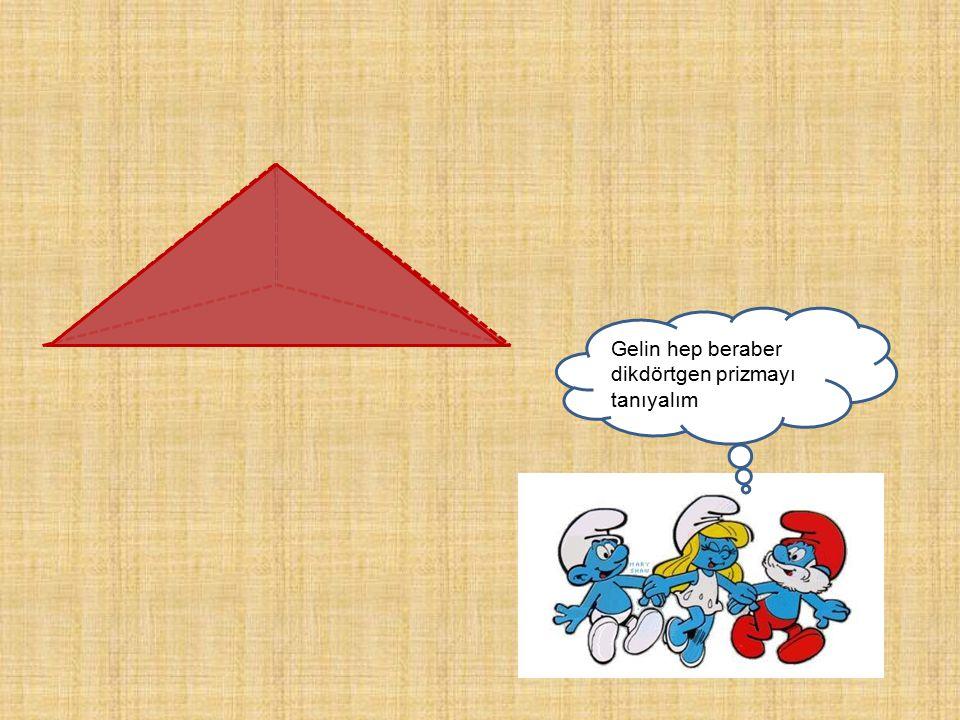 Soru 1-Dikdörtgenler prizmasının kaç köşesi vardır ? b) 6 c) Kararsızım a) 8