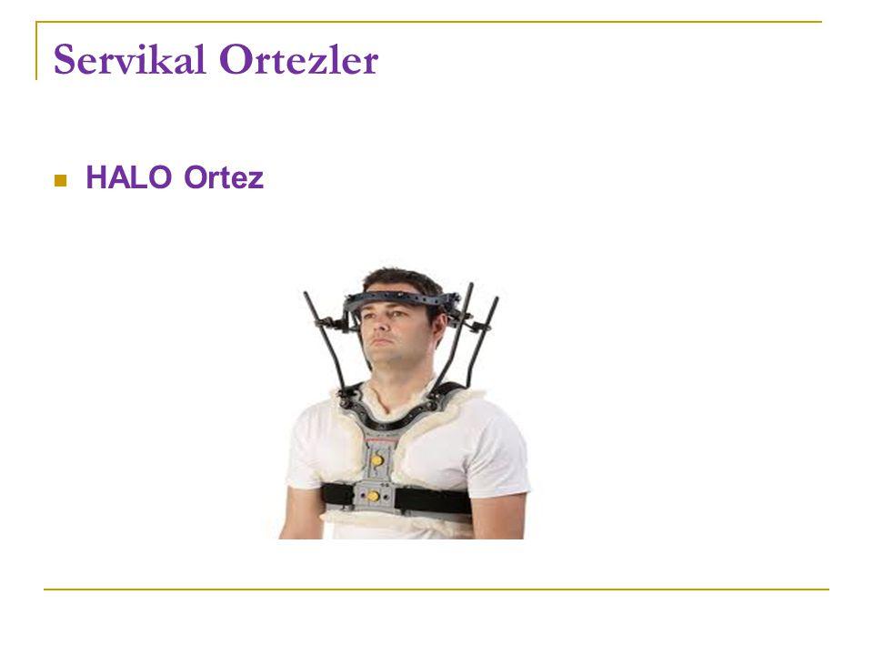 Servikal Ortezler HALO Ortez
