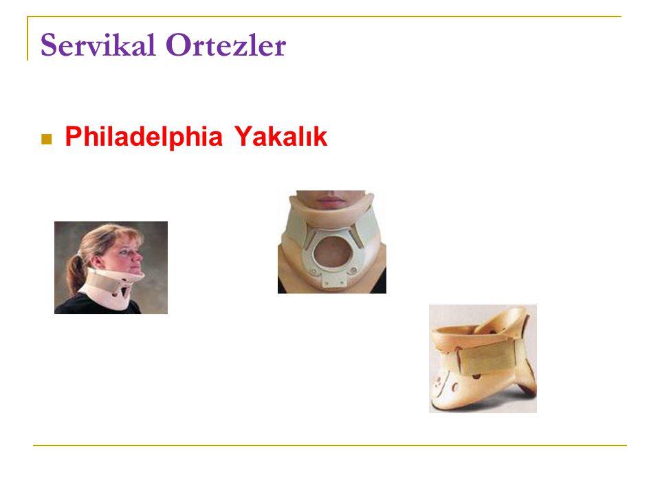 Servikal Ortezler Philadelphia Yakalık