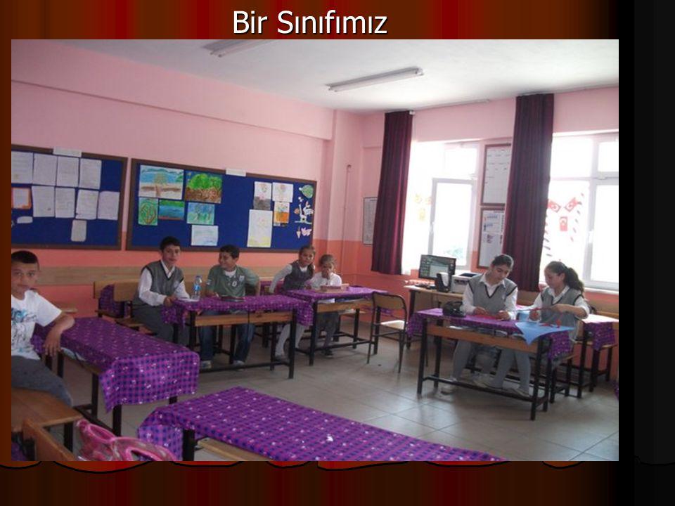 Bir Sınıfımız Bir Sınıfımız