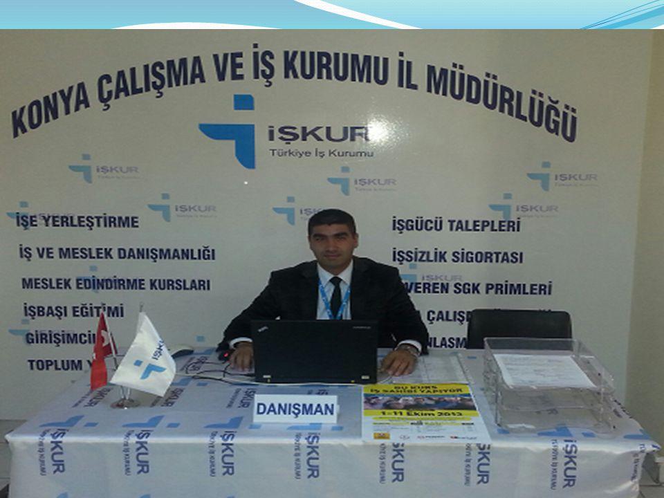 Betül ÇELİK BEKİR OĞUZ İŞ VE MESLEK DANIŞMANI www.iskur.gov.tr