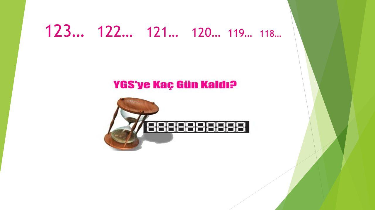123… 122… 121… 120… 119… 118…