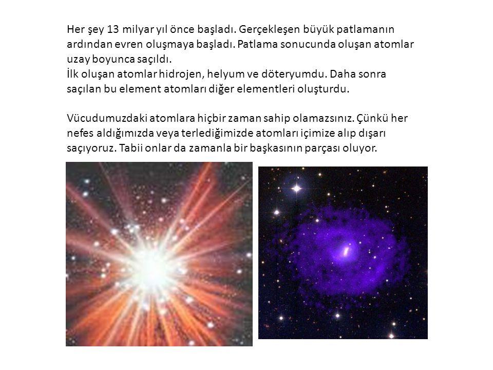 Eski Yunan'da düşünürler maddelerin nelerden oluştuğunu araştırdılar.