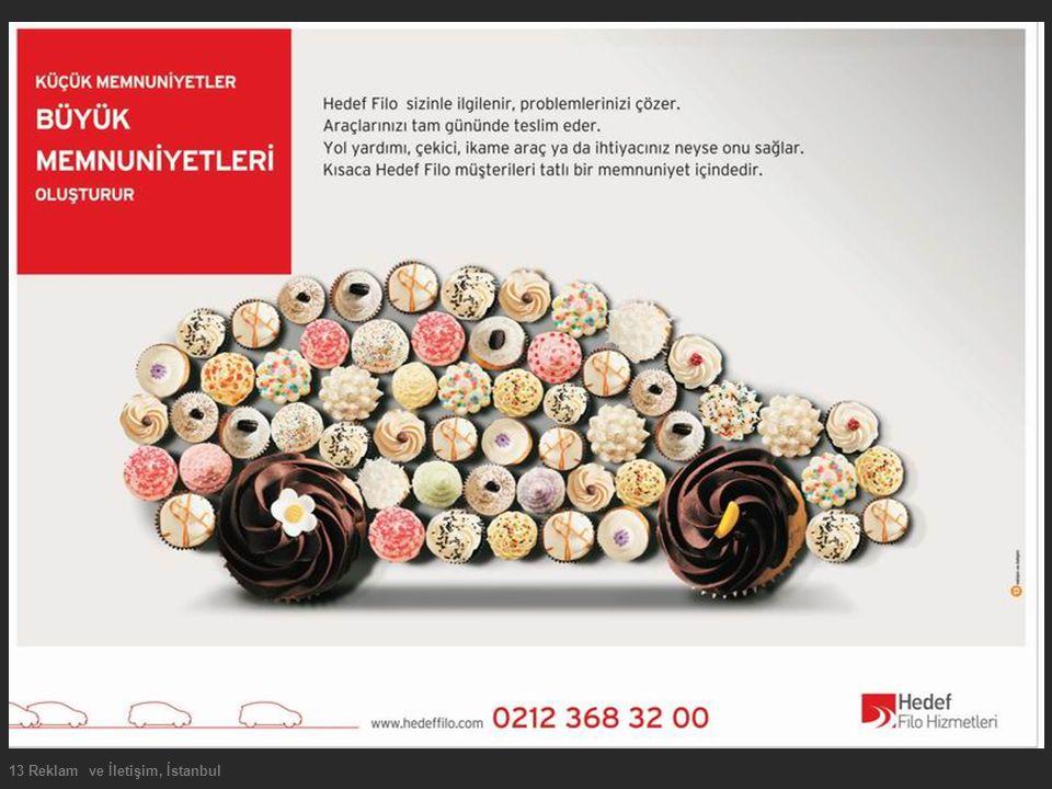 13 Reklam ve İletişim, İstanbul