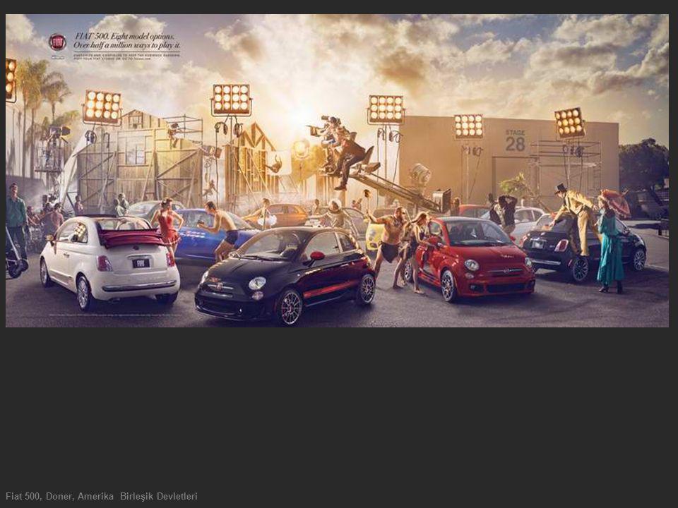 Fiat 500, Doner, Amerika Birleşik Devletleri