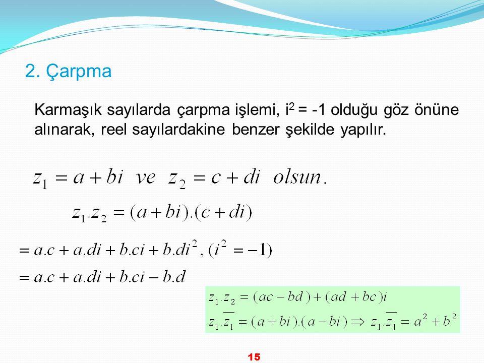Örnek...7 14