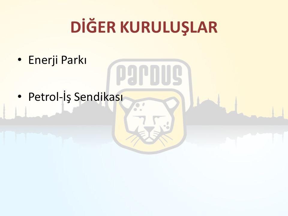 DİĞER KURULUŞLAR Enerji Parkı Petrol-İş Sendikası