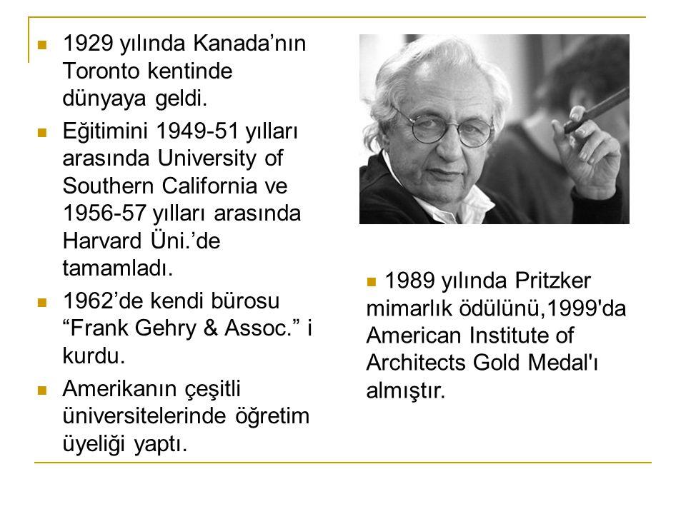 1929 yılında Kanada'nın Toronto kentinde dünyaya geldi. Eğitimini 1949-51 yılları arasında University of Southern California ve 1956-57 yılları arasın