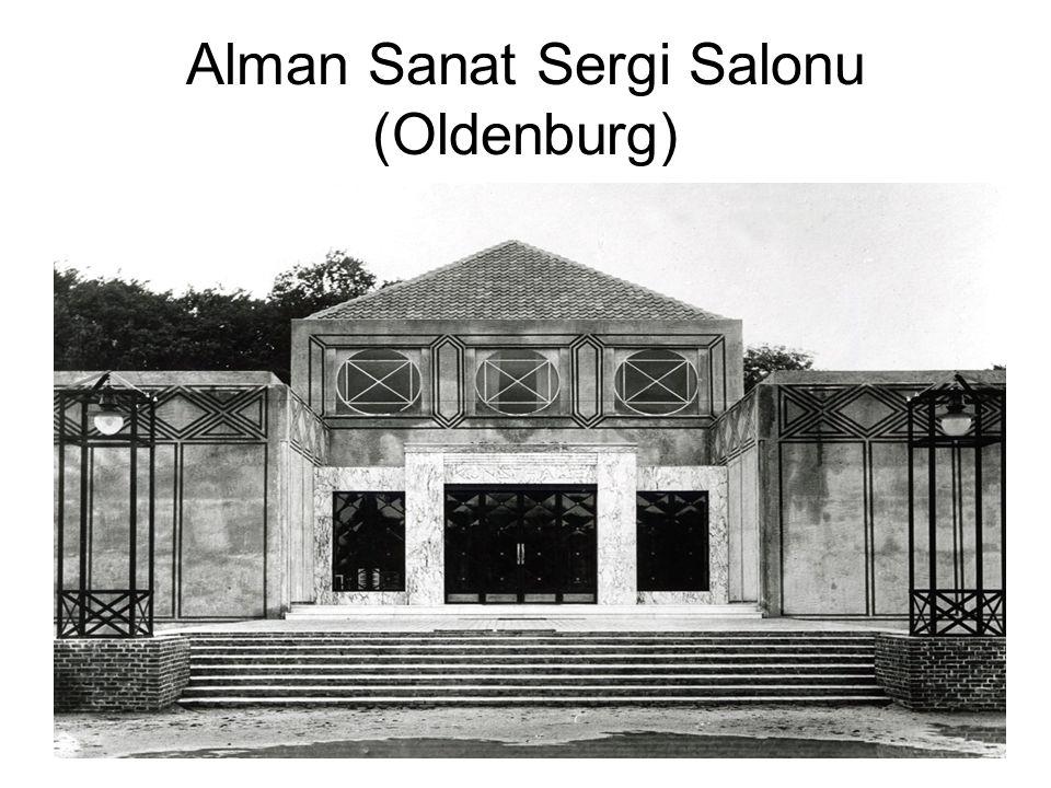 Alman Sanat Sergi Salonu (Oldenburg)