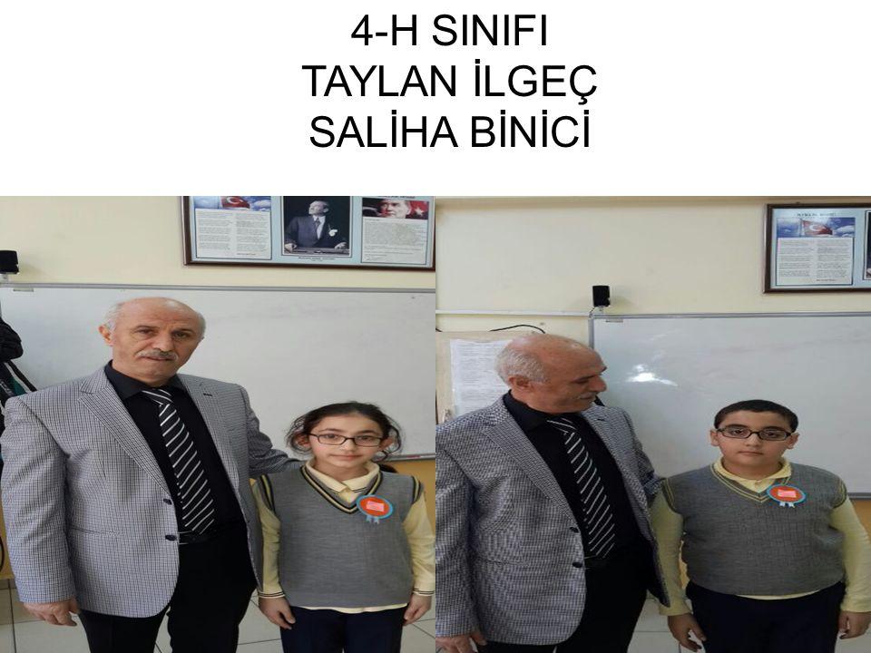 3-F SINIFI MEHMET EFE ALKUL