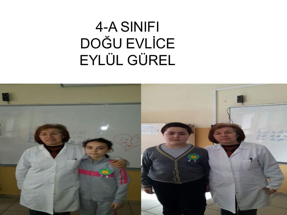4-B SINIFI GÖKSU GÖNÜL