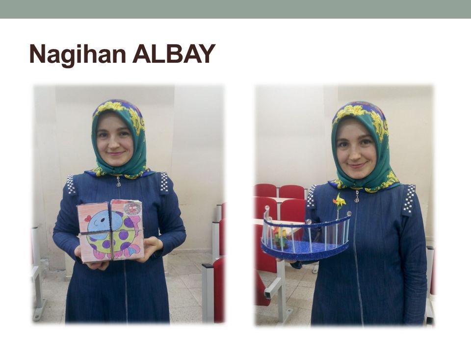 Nagihan ALBAY