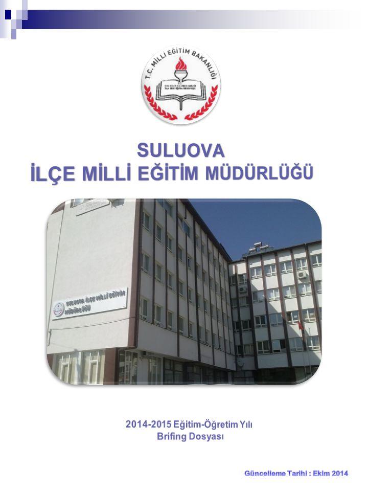 Suluova İlçe Milli Eğitim Müdürlüğü