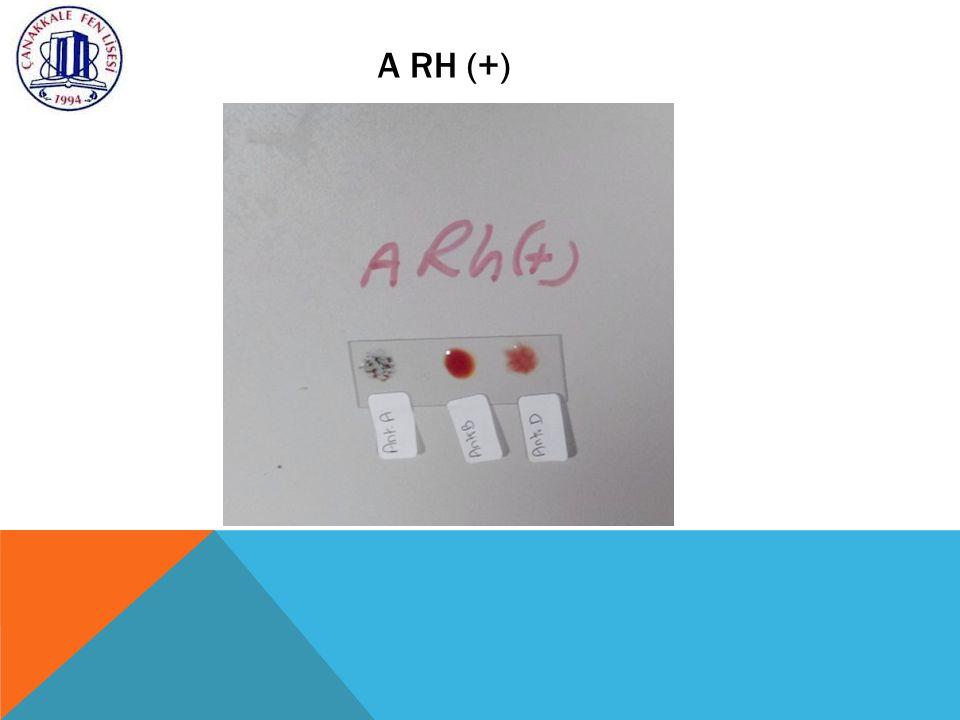A RH (+)