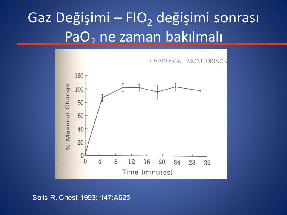 Obstrüksiyon ve Aktif Ekspirasyon Obstrüksiyon Aktif ekspirasyon Zaman (sn) Normal Anormal Akım(L/dk)