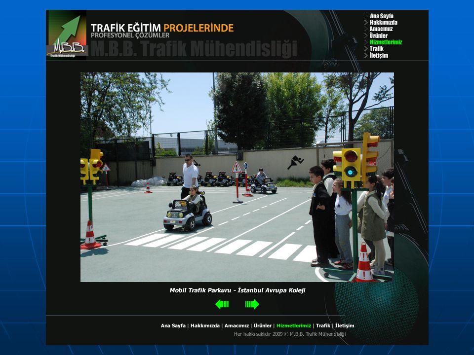Bu proje sonucunda okullarımız trafik eğitiminde yarışacak kazanan ise çocuklarımız olacaktır.