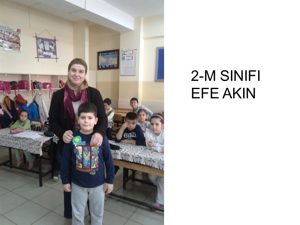 2-M SINIFI EFE AKIN