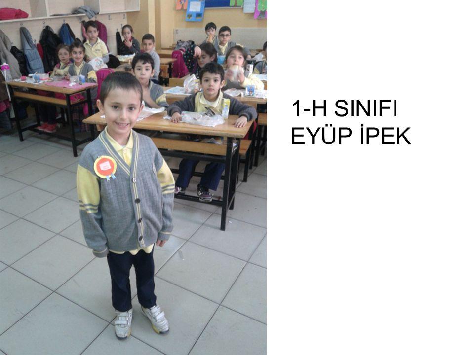 1-İ SINIFI ELİF ELA YÜCEL ERVA EKMEN