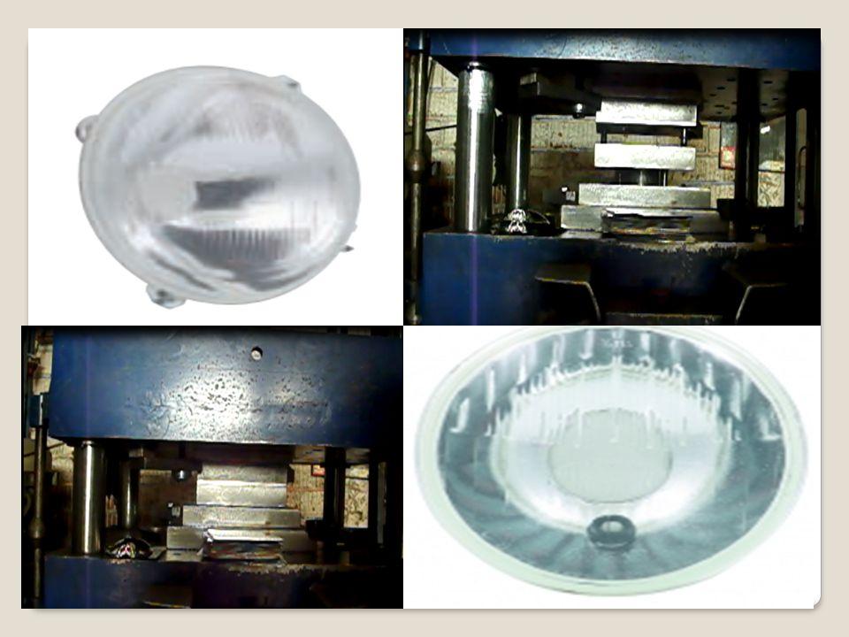 Üretilmiş ürün ve kullanımda olan reflektörler..