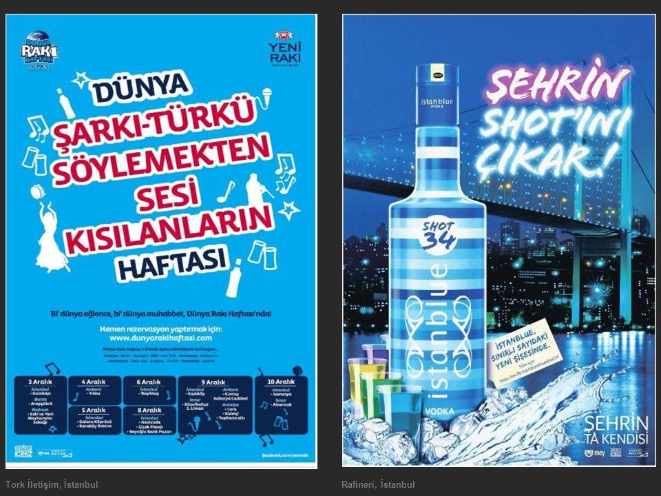 Tork İletişim, İstanbul Rafineri, İstanbul