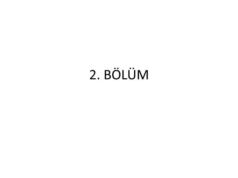 2. BÖLÜM