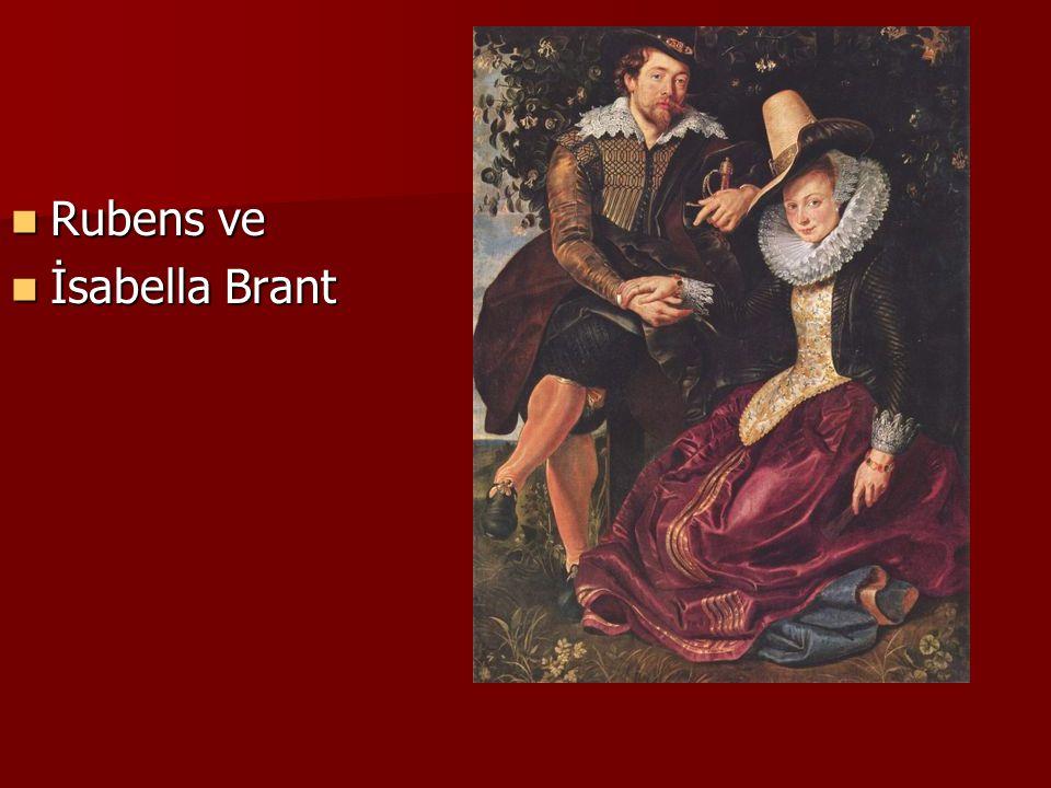 Rubens ve Rubens ve İsabella Brant İsabella Brant