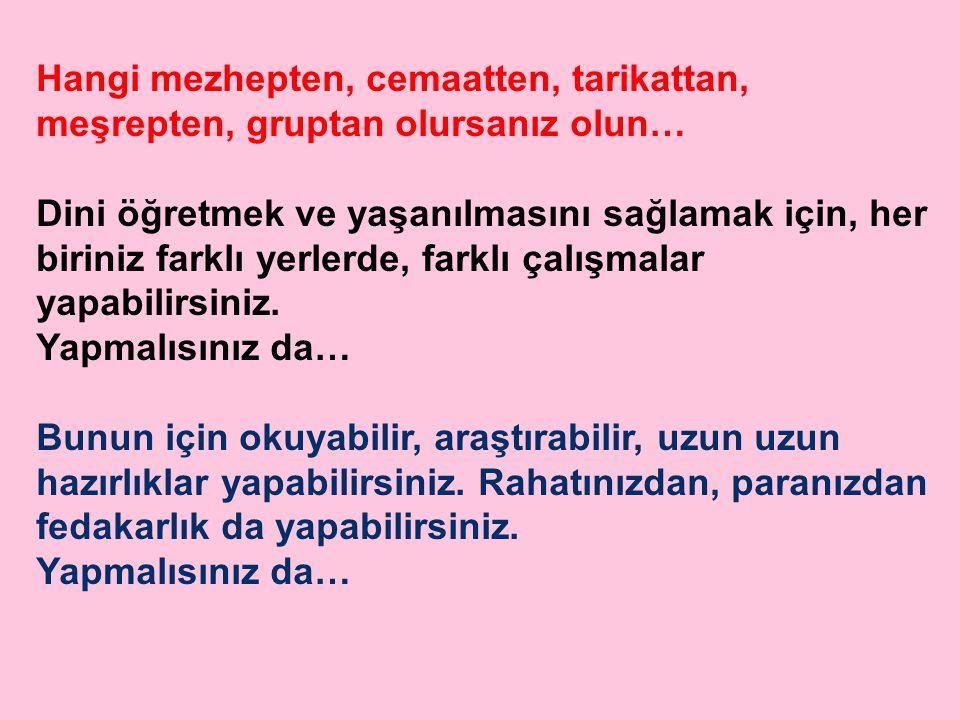 DKAB Öğretmenler Platformunun Genel Amaçları Türkiye geneli DKAB öğretmenlerinin tanışması, kaynaşması ve ortak faaliyetlerde bulunmasını sağlamak, DKAB Öğretmenleri arasında ortak düşüncelerin ve dilin oluşmasına katkı sunmak, Platform bünyesinde yapılacak mesleki becerilerin geliştirilmesine yönelik çalışmaları DKAB Öğretmenleriyle paylaşmak.