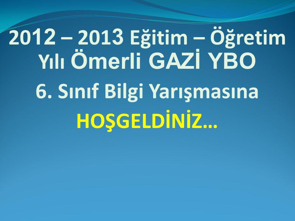 SORU: 3 – GENEL KÜLTÜR Türkiye'de Erozyonla mücadele amacıyla kurulan vakfın kısa adı nedir.