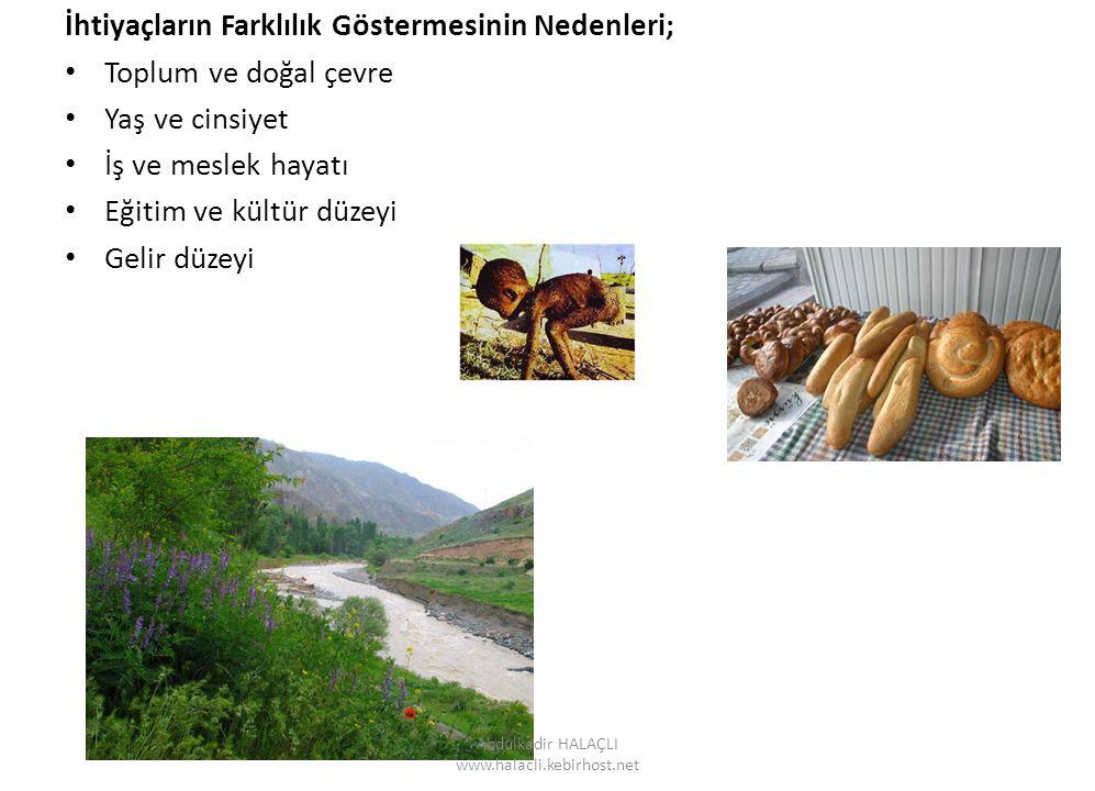 2– Toprak: Hava, su, toprak, bitki örtüsü, hayvanlar ve madenler Dünyanın doğal kaynaklarını oluşturur.