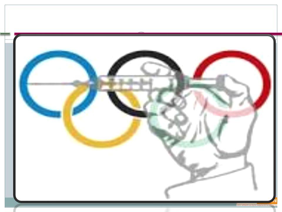 Doping sözcüğüne ilk defa 1889'da İngilizce sözlükte rastlanmıştır.