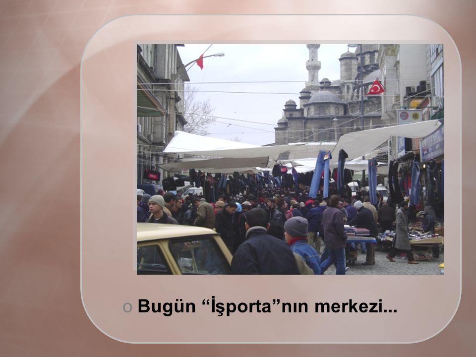 oEoEminönü'ndeki tarih ve kültür varlığının doğru korunmasından, öncelikle hemşehrileriyle yerel yöneticiler müteselsilen sorumlu iseler de; oBoBasın-yayın mensupları, oBoBüyük Şehir Belediyesi, oVoVilayet ile merkezi yönetim organları oToTüm İstanbullu'ların da sorumlu olduklarının unutulmamasını istiyoruz!