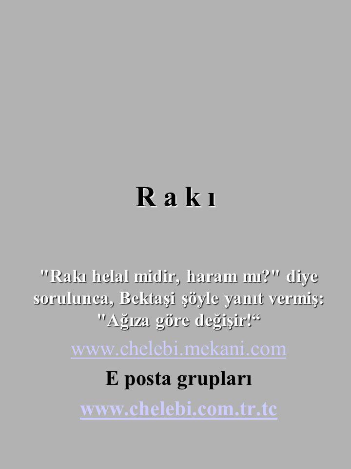 R a k ı