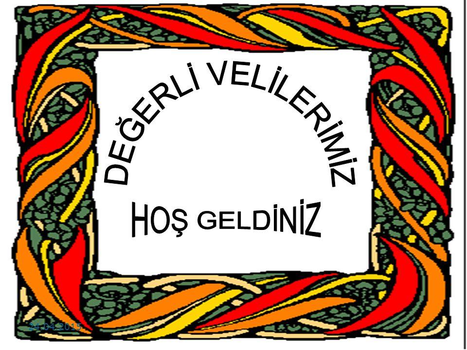 GİRNE ORTAOKULU REHBERLİK SERVİSİ 124.04.2015