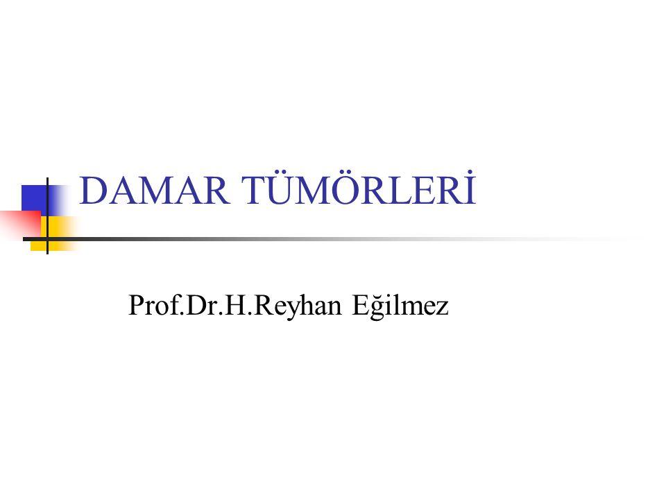 DAMAR TÜMÖRLERİ Prof.Dr.H.Reyhan Eğilmez