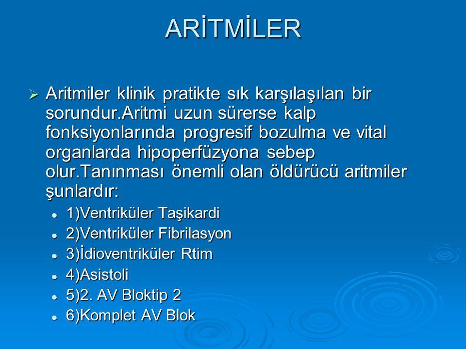 ARİTMİLER  KOMPLET (3.