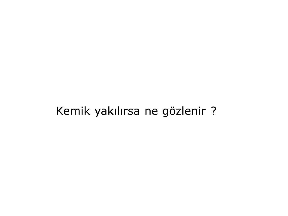 DEKALSİFİKASYON