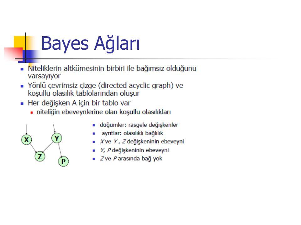 Bayes Ağları