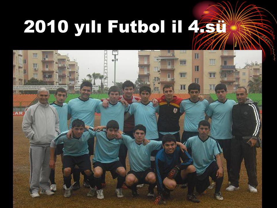 2010 yılı Futbol il 4.sü