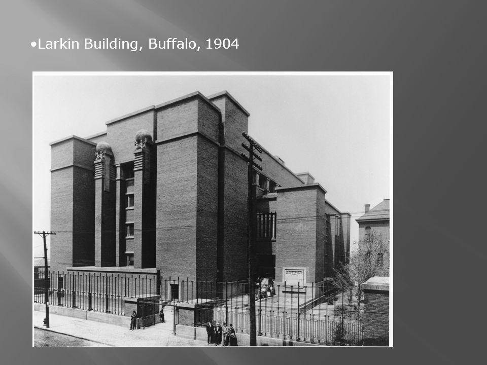 Oak Park kilisesi, Illinois (1904-1906)