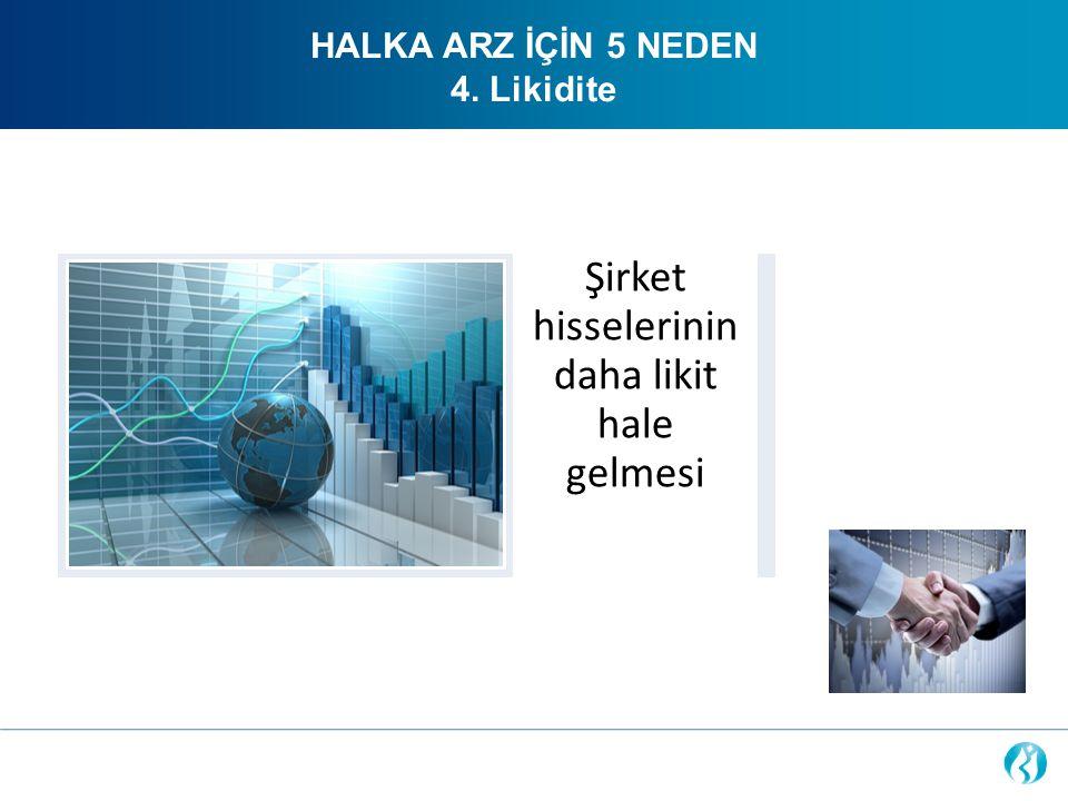 HALKA ARZ İÇİN 5 NEDEN 5.