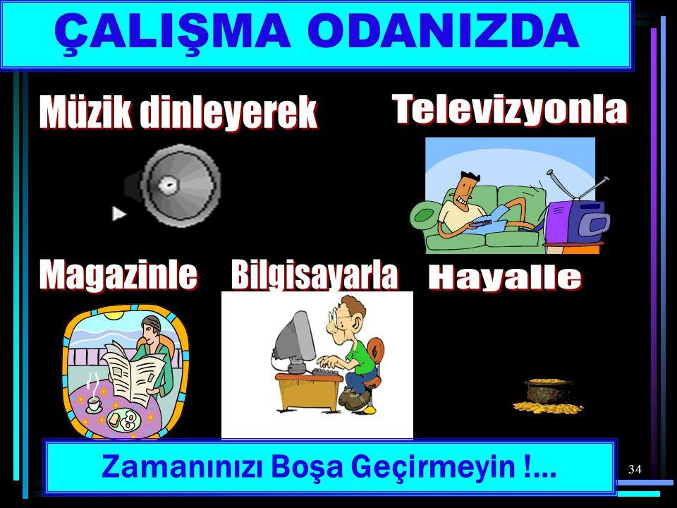 """Bursa İl Milli Eğitim Müdürlüğü """"Hep Birlikte Başarılı Olalım Projesi"""" 33 Ey! Ders;"""